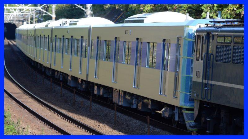 三田 新型 車両 線 都営 都営三田線 8両編成の新型車両「6500形」を導入します